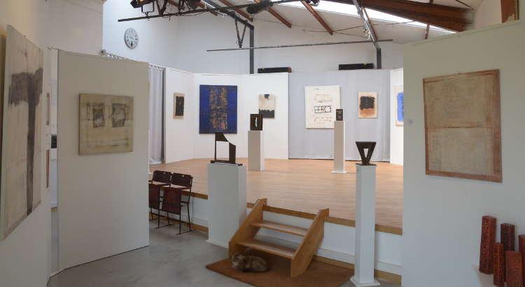 Exposition Juin 2018 - Saint-Jean-des-Arts - Jean-Paul Pancrazi, Bob Van der Auwera et Paule Tavera