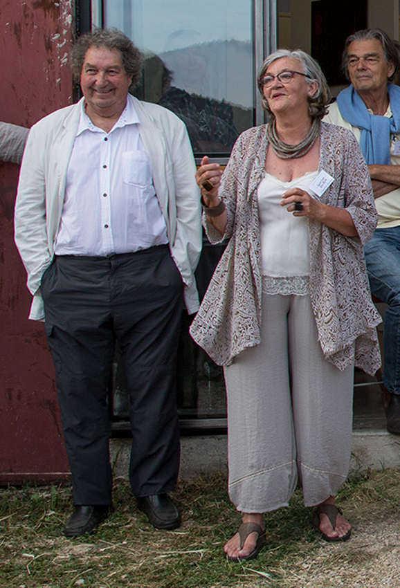 Saint-Jean-des-Arts - 3 Juin 2017 Michel Jean et Claudine Pierron