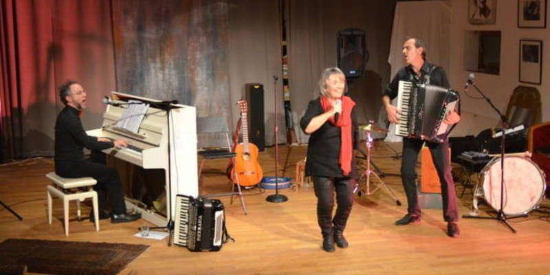 Concert Martine Scozzesi, Samuel Peronnet et Riton Palanque 18 novembre 2017