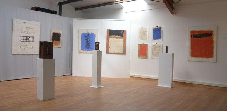 Exposition Juin 2018 - Saint-Jean-des-Arts - Jean-Paul Pancrazi et Bob Van der Auwera