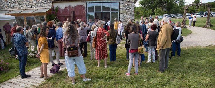 Exposition Juin 2018 - Saint-Jean-des-Arts - Vernissage